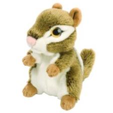 """7"""" Wild Republic Wild Watch Chipmunk"""