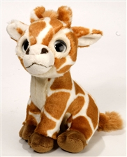 Wild Republic Wild Watch Plush Giraffe