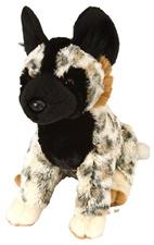 Wild Republic Cuddlekins African Wild Dog