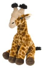 "12"" Wild Republic Cuddlekins Giraffe Baby"