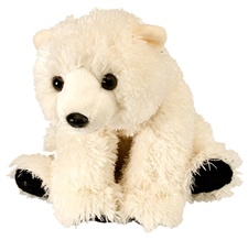 "12"" Wild Republic Cuddlekins Polar Bear Baby"