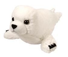 "15"" Wild Republic Cuddlekins Harp Seal Pup Discontinued"