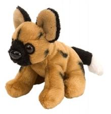 Wild Republic Itsy Bitsy 5 inch African Wild Dog