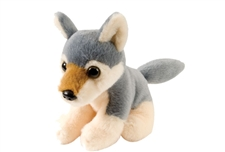 Wild Republic Itsy Bitsy 5 inch Stuffed Animal Wolf