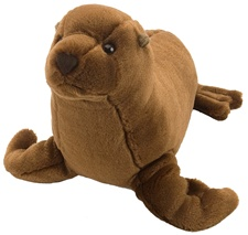 "15"" Wild Republic Cuddlekins Sea Lion (d)"