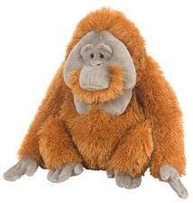 Orangutan Plush Animal