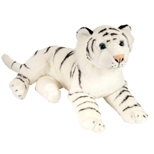"Wild Republic White Large Tiger 16"" 12766"