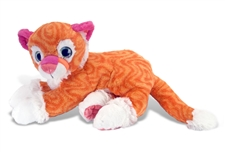 "Wild Republic 12"" Sweet & Sassy Tiger Tangerine 13515"