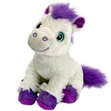 Sweet & Sassy Pony Plush Toy for Girls