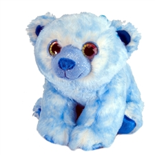 "Wild Republic 12"" Sweet & Sassy Polar Bear"
