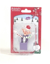 Rudolph The Red-Nosed Reindeer - Charlie In The Box Figurine 2.5