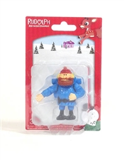 Rudolph The Red-Nosed Reindeer - Yukon Cornelius Figurine 2.5