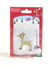 Rudolph The Red-Nosed Reindeer - Clarice Figurine 2.5
