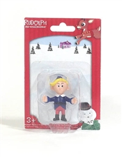 Rudolph The Red-Nosed Reindeer - Hermey Figurine 2.5