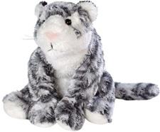 "Wild Republic Fuzzy Fellas White Tiger 11"" (D) 81025"
