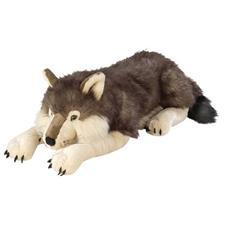 Wild Republic Cuddlekins Wolf 30 inch Jumbo