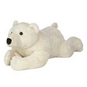 "Aurora 30"" Polar Bear Lying"
