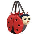 "Aurora 6"" Luv Bug Pet Carrier Purse"