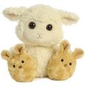 Bunny Feet Baabsy Lamb Plush Toy