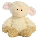 """Aurora 12"""" Tubbie Wubbie Lamb"""