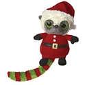 """Aurora 10"""" Yoohoo Santa Lemur"""