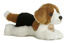 Aurora 8 inch stuffed animal BEAGLE DOG