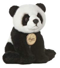 "Aurora 7.5"" Panda Bear"