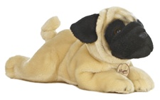 Aurora Stuffed Animals PUG DOG