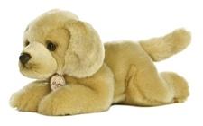Aurora Stuffed Animals GOLDEN LAB DOG
