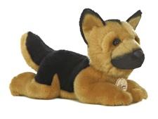 Aurora Stuffed Animals GERMAN SHEPHERD DOG
