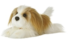 Aurora Stuffed Animals SHIH TZU DOG