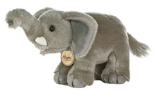 Aurora Stuffed Elephant