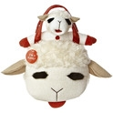"Aurora 6"" Lamb Chop Fancy Pal Purse"