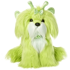 9 inch plush Sweet Pea Dog