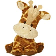 "Aurora 6"" Wobbly Bobblees - Giraffe"