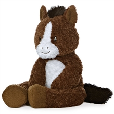 Beanstalk Harlie Horse Plush Toy