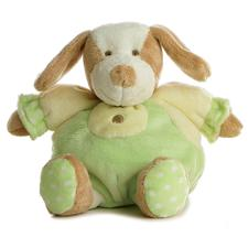 Aurora 8 inch stuffed animal Lil Dumpling - Puppy