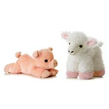 Aurora Lana Lamb Stuffed Toy