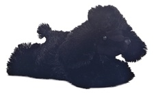 Aurora 8 inch stuffed animal FIFI DOG Poodle