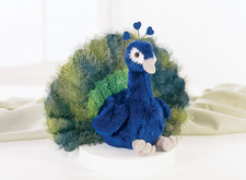"Aurora 12"" Perry Peacock"
