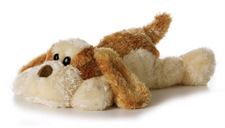 Aurora 12 inch stuffed animal Scruff Dog