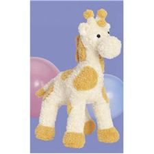 "Douglas Baby- Bedtime Buddies 13"" Tall Kohair Baby Giraffe (Discontinued)"