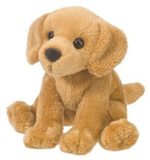 Mini Stuffed Animal Golden Retriever Dog