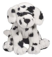 Mini Stuffed Animal Dalmatian Dog