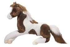 Sage Pinto Horse Large Stuffed Animal