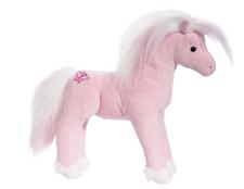 Felicity Pink Plush Horse