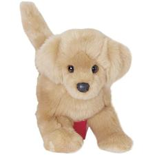 "Douglas 16"" Floppy Bella Golden Retriever Dog"