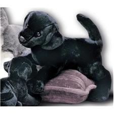 "Douglas 23"" Long James Black Lab Dog"