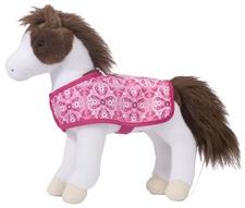 Douglas  Plush Pinto Horse with Blanket