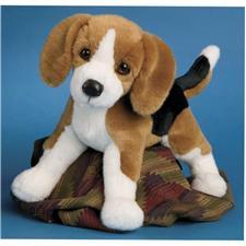 Floppy Bernie Beagle Dog
